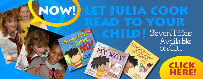 Let Julia Read to Your Child!