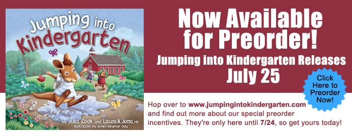 Jump Into Kindergarten